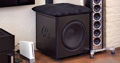 Build your own subwoofers